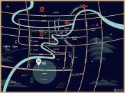 华熙LIVE●023交通图