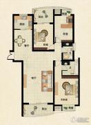 升龙御玺3室2厅2卫120--135平方米户型图