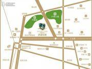 沙湖绿洲交通图