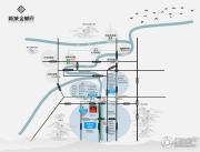 新城金樾府交通图