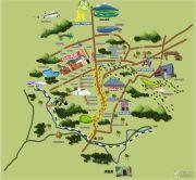 仙女天街交通图