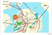 翔鹭城里交通图