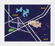 熙和湾・湖�Z山庄交通图