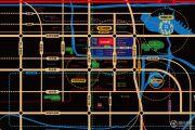 华尔中心交通图