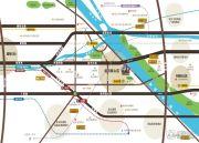 成大广场交通图