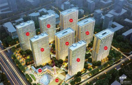 融信(郑州)城市之窗