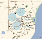 城市尚居花园交通图