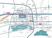 龙湖・西溪天街交通图
