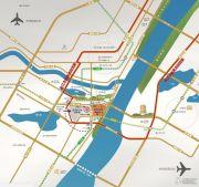 远洋・东方境世界观交通图