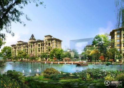 天山熙湖二期