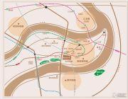 罗宾森广场交通图