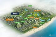海南绿城蓝湾小镇规划图