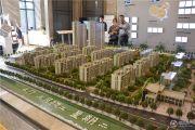 中国铁建花语城沙盘图