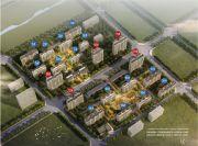 潮白河孔雀城中央公园规划图