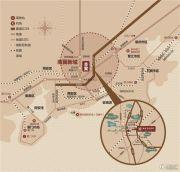 世茂爱乐国风交通图