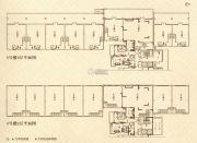 蓝湾新城0平方米户型图