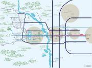 西长安壹号交通图