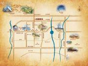 南麓雅筑交通图