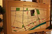 香榭里畔山兰溪交通图