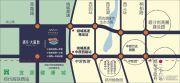 清华大溪地交通图