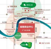 广汉 汉街交通图