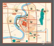 中建瑜和城交通图