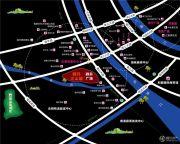 群升广场交通图