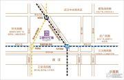 中建御景星城交通图