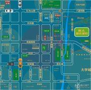 恒大都市果岭交通图