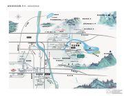 北京岭秀交通图
