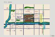 西溪花园交通图