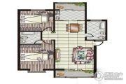 阳光新城2室1厅2卫0平方米户型图