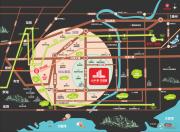 大中华幸福城交通图