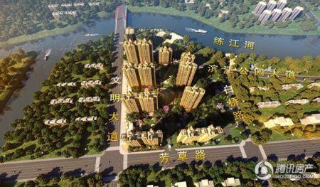 上海滩水岸国际花园