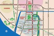 中兴兰溪荟交通图