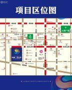 荣盛・蓝山郡交通图