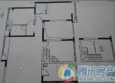 龙湖三千城3室 户型 图   所在相册:龙湖三千城户型图   龙高清图片