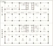 荣域城市广场0平方米户型图