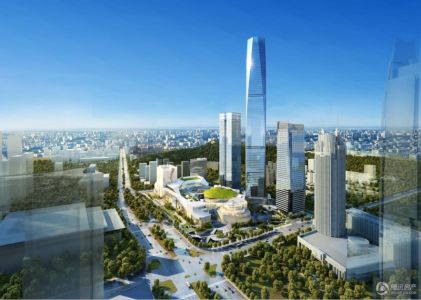 民盈・国贸中心