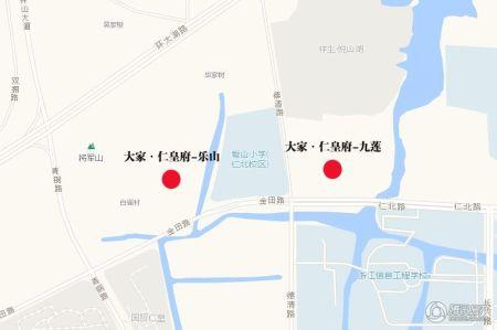 大家・仁皇府-乐山