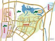 路桥水澜山交通图
