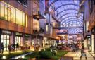 同价位楼盘:黄埠中心广场效果图
