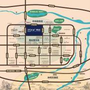 龙记观园(周至)交通图