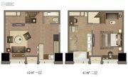 富春新天地二期0室0厅0卫0平方米户型图