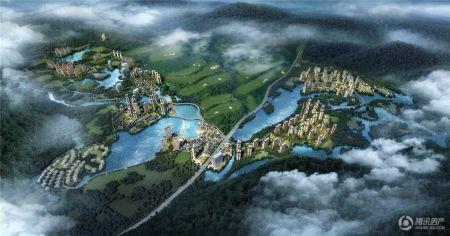 绿地・樾湖国际生态城