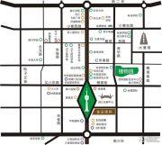 金品会展世界城交通图