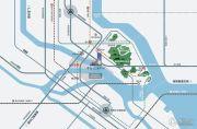 中交汇通中心交通图