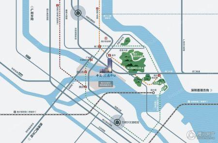 中交汇通中心