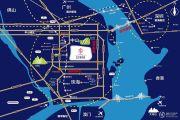 保利碧桂园领秀海交通图