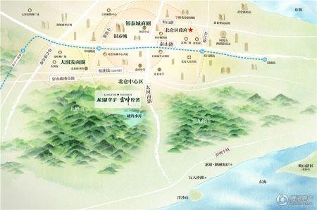 龙湖华宇�峰原著
